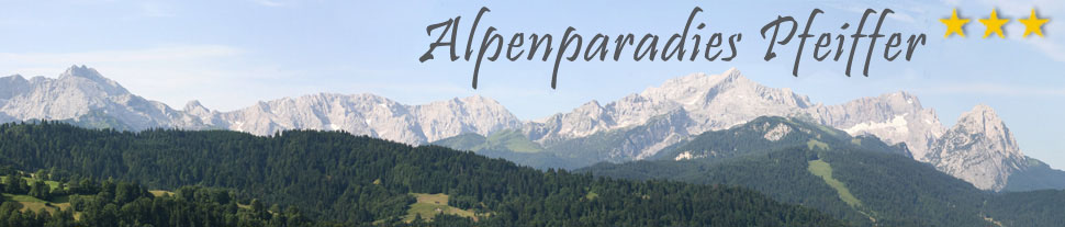 Alpenparadies Pfeiffer